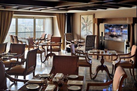 فندق ماريوت القاهرة و كازينو عمر الخيام - Executive Lounge With TVOn