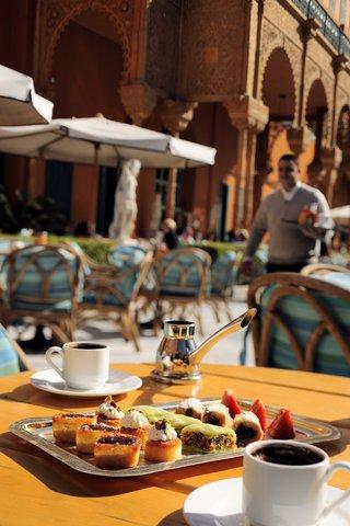فندق ماريوت القاهرة و كازينو عمر الخيام - Dessert