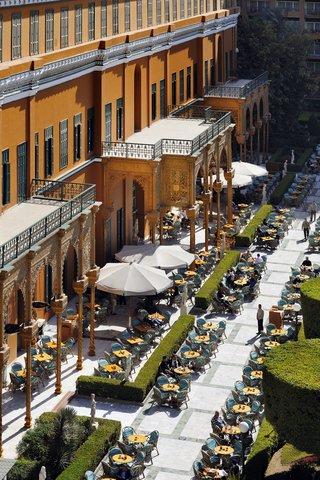 فندق ماريوت القاهرة و كازينو عمر الخيام - Garden Promenade Walkway