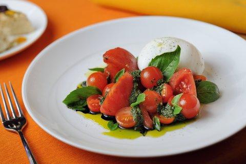 فندق ماريوت القاهرة و كازينو عمر الخيام - Tuscany Food Horizontal