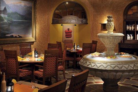 فندق ماريوت القاهرة و كازينو عمر الخيام - Tuscany Salad Display Horizontal