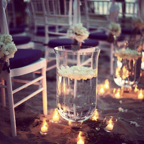 أنانتارا بوكيت ريزورت آند سبا ليان - Wedding Setup On The Beach