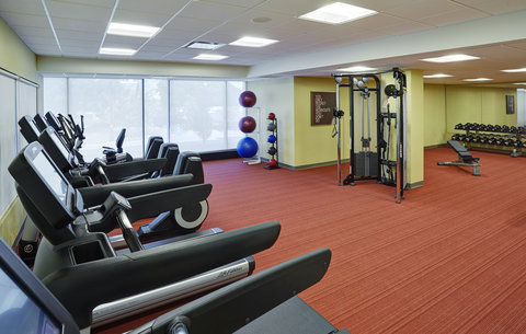 Hyatt Place Bloomington Indiana - State-of-the-Art Fitness Center