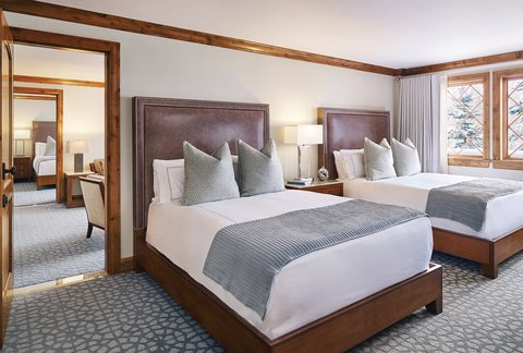 The Sebastian Vail Preferred Hotels and Resorts - Executive Two Bedroom Suite Queens
