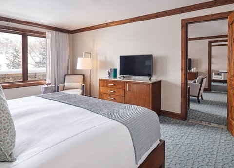 The Sebastian Vail Preferred Hotels and Resorts - Executive Two Bedroom Suite King