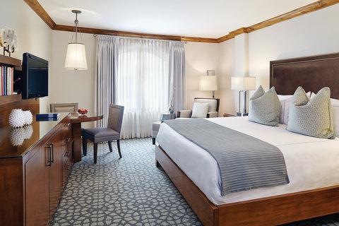 The Sebastian Vail Preferred Hotels and Resorts - Luxury Plaza King