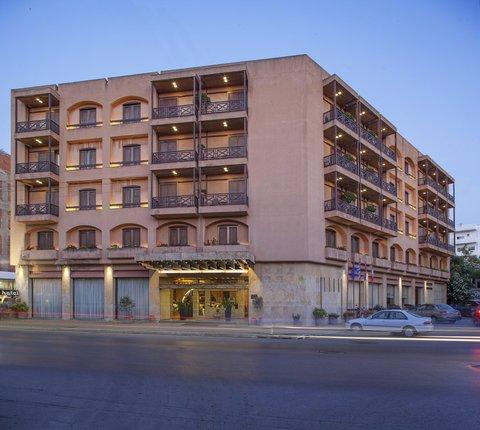 Akali Hotel Iraklion Crete - Akali Hotel Exterior View