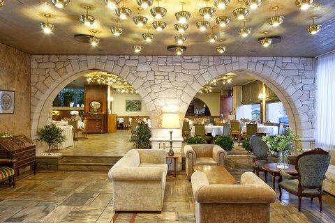 Akali Hotel Iraklion Crete - Akali Hotel Lounge