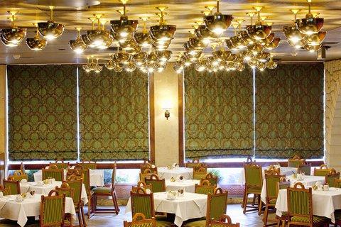 Akali Hotel Iraklion Crete - Akali Hotel Restaurant area