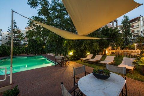 Akali Hotel Iraklion Crete - Akali Hotel swimming pool