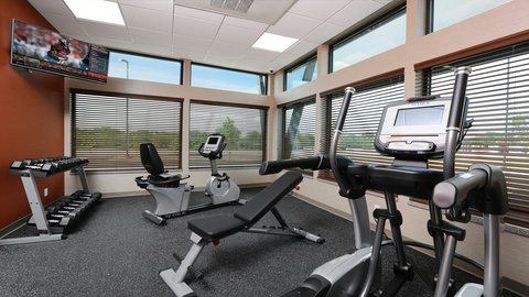 Holiday Inn Express MOLINE - QUAD CITIES - Upgraded Fitness Center