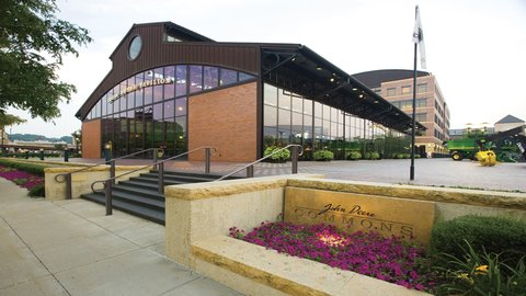 Holiday Inn Express MOLINE - QUAD CITIES - John Deere Pavilion in Moline