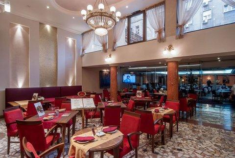 Hotel Majestic - Restaurant
