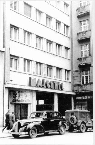 Hotel Majestic - Hotel Majestic 1947