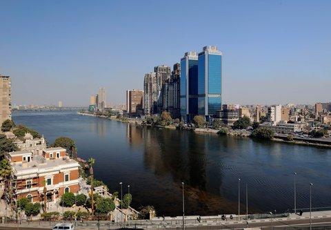فندق ماريوت القاهرة و كازينو عمر الخيام - Nile River View