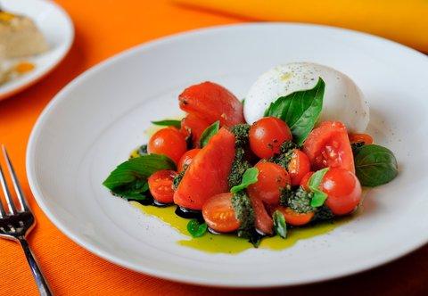 فندق ماريوت القاهرة و كازينو عمر الخيام - Ristorante Tuscany - Cuisine