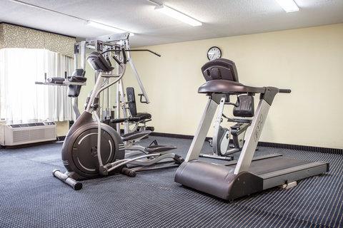 Comfort Inn Executive Park - Nc Fitness