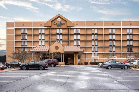 Comfort Inn Executive Park - Nc Exterior