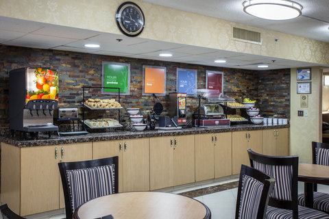Comfort Inn Executive Park - Nc Bkfast