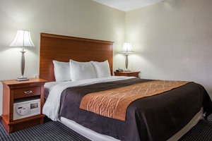 Room - Comfort Inn Executive Park Charlotte