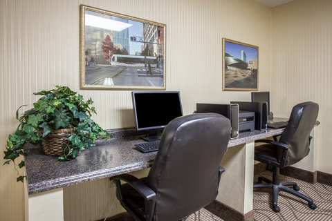 Comfort Inn Executive Park - Nc Comp