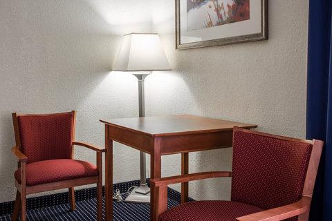 Comfort Inn Executive Park - Nc Ndd