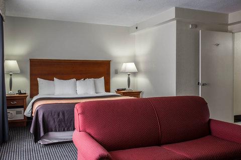 Comfort Inn Executive Park - Nc Nkexec