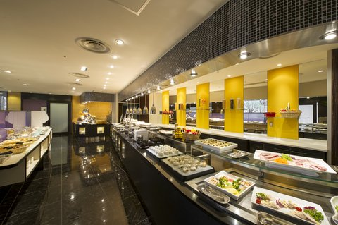 Crowne Plaza ANA HIROSHIMA - Family Dining
