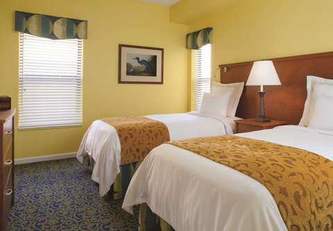 Marriott's Harbour Point and Sunset Pointe at Shelter Cove - Sunset Pointe - Guest Bedroom Twin Twin