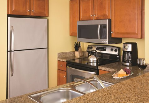 Marriott's Harbour Point and Sunset Pointe at Shelter Cove - Sunset Pointe - Villa Kitchen