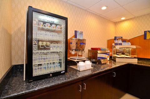 Holiday Inn Express ATLANTA-STONE MOUNTAIN - Breakfast Bar
