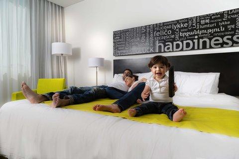 Holiday Inn Express & Suites PUEBLA ANGELOPOLIS - habitacion