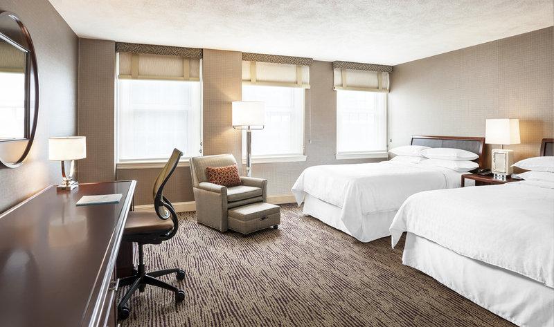 Sheraton Commander Hotel - Cambridge, MA