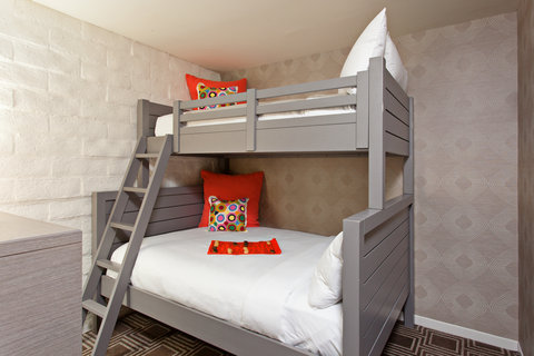 The Garland - Family Suite Bunk Beds