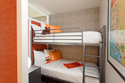 The Garland - Kids Room Bunk Beds
