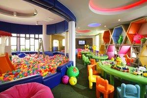 Kids space area - Kid's Club