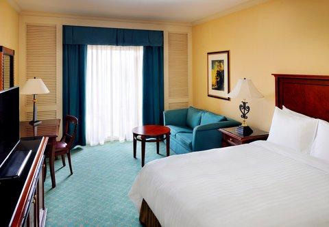 فندق ماريوت القاهرة و كازينو عمر الخيام - Deluxe Queen Room