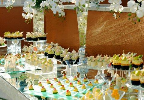 فندق ماريوت القاهرة و كازينو عمر الخيام - Dessert Buffet