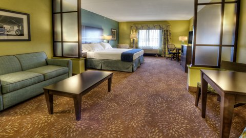 Holiday Inn Express & Suites PITTSBURGH SW - SOUTHPOINTE - Guest Room
