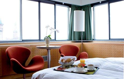Radisson Blu Royal Hotel Copenhagen - Corner Guest Room