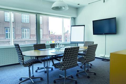 Radisson Blu Royal Hotel Copenhagen - Meeting Room