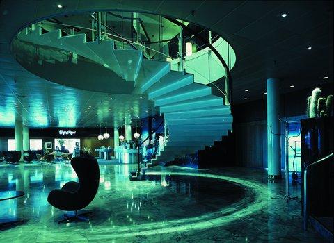 Radisson Blu Royal Hotel Copenhagen - Lobby