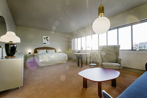 Radisson Blu Royal Hotel Copenhagen - Room 506 Suite