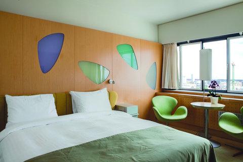 Radisson Blu Royal Hotel Copenhagen - Standard Double Room