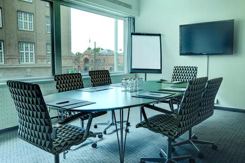 Radisson Blu Royal Hotel Copenhagen - The Drop Meeting Room
