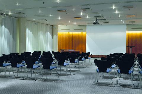 Radisson Blu Royal Hotel Copenhagen - The Egg Meeting Room