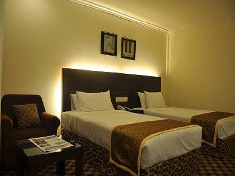 Hotel Agrabad - Deluxe Twin