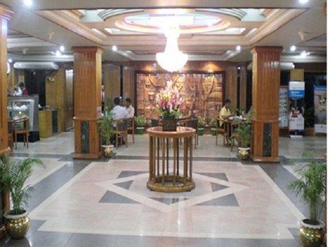 Hotel Agrabad - Main Lobby