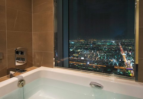 فندق أوساكا ماريوت مياكو - Guest Bathroom View