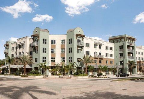 Courtyard Palm Beach Jupiter - Exterior